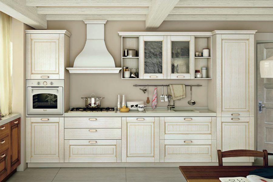 Classiche creo archivi lube e creo store corsico - Creo lube cucine ...