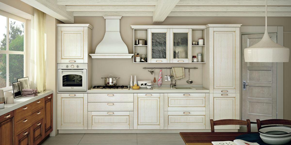 Cucine classiche a Milano, le proposte di Lube & Creo Store - Lube e ...