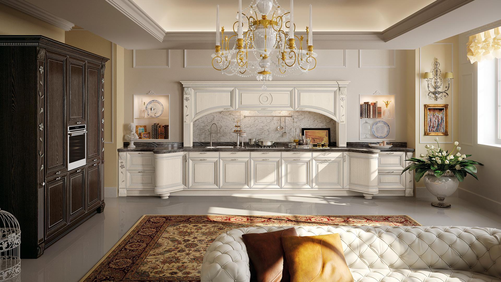 Cucina pantheon lube creo store corsico viale italia 22 for Aurelia arredamenti