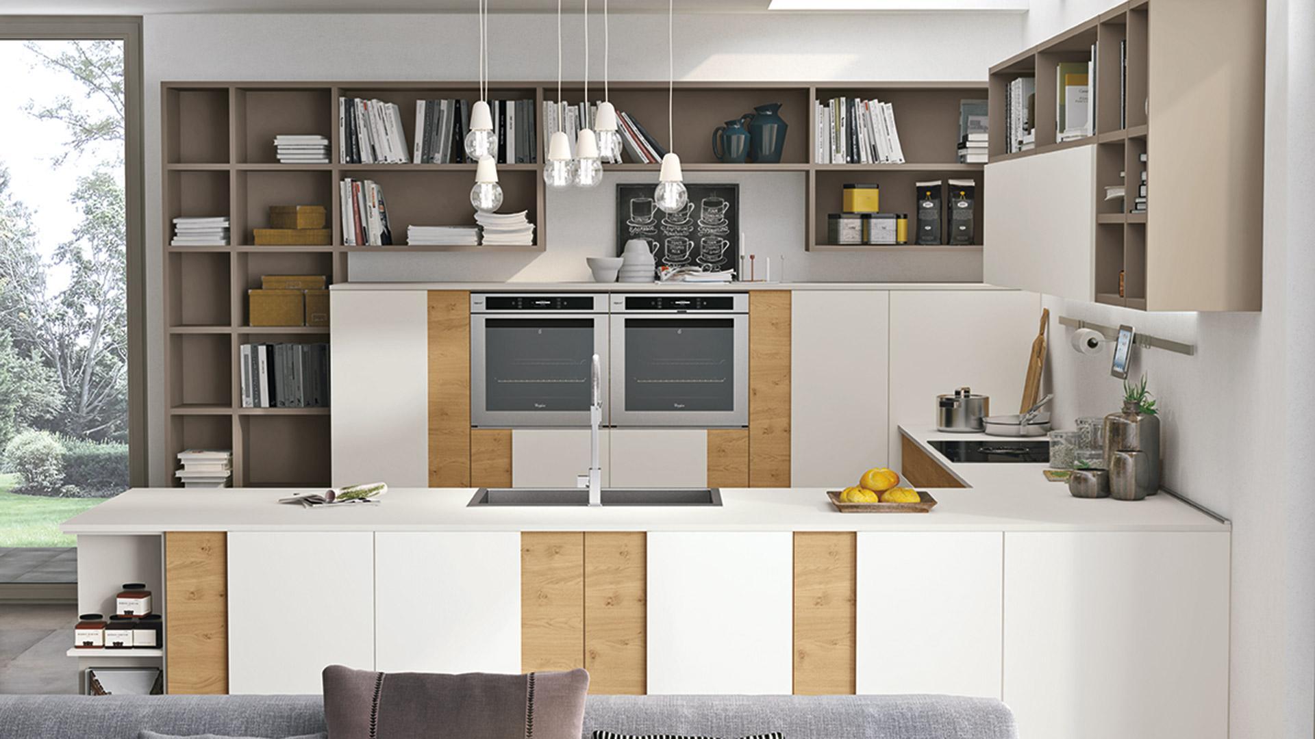 Cucina creativa lube creo store corsico viale italia 22 - Cucina creativa lube ...