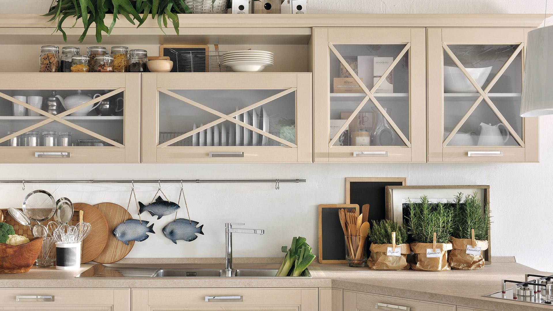 Cucina Agnese Classica - Lube & Creo Store Corsico Viale Italia 22