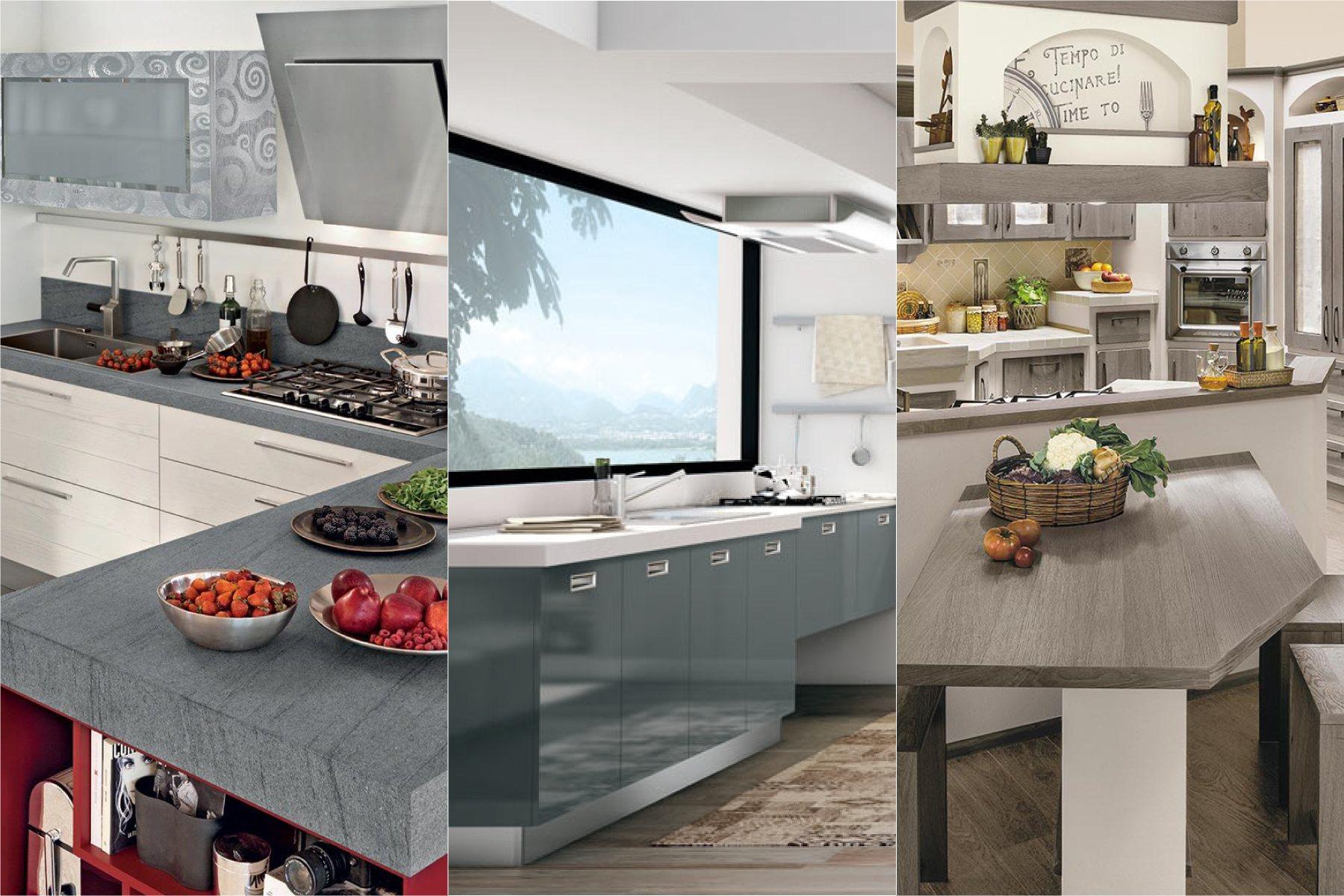 Cucine Finta Muratura Lube. Beautiful Per Chi Cerca Una Cucina In ...
