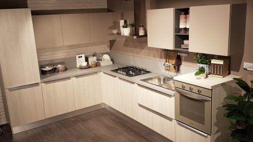 cucine su misura a milano - lube creo store corsico - Lube e Creo ...