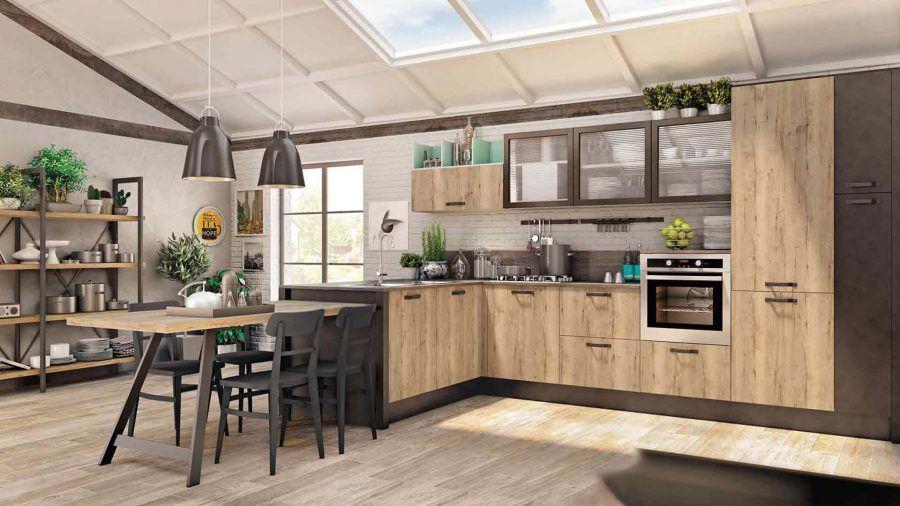 Cucina lube kyra idee per la casa - Cucina lube opinioni ...