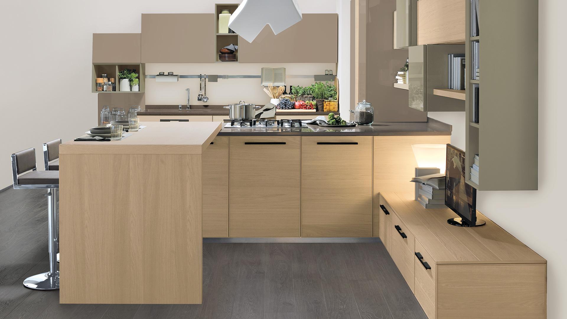 Cucina Adele Project Moderna - Lube & Creo Store Corsico Viale Italia 22