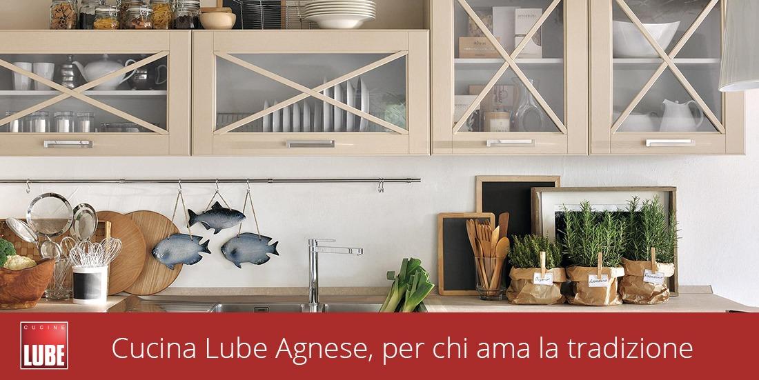 Cucina lube agnese per chi ama la tradizione lube & creo store