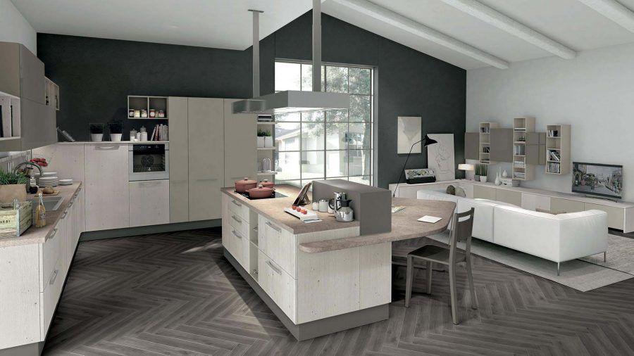Quanto Costa Una Cucina Lube Moderna.Cucine Lube Lube Creo Store Corsico Viale Italia 22