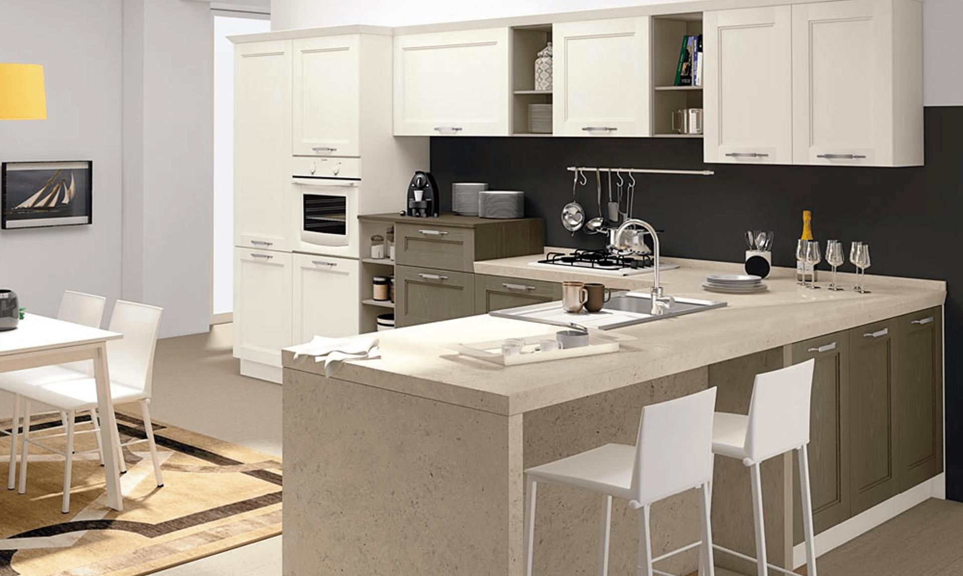 Le-cucine-Creo-Kitchens-a-Milano-da-Lube-&-Creo-Official-Store ...